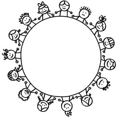 bulatan gembira