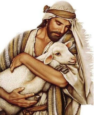 yesus gembala yang baik